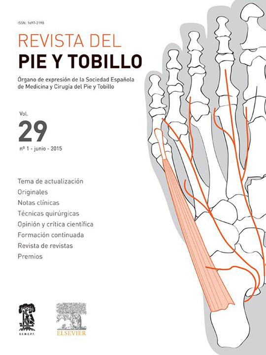 Portada RPT Vol. 29. Núm. 1. Enero-Junio 2015